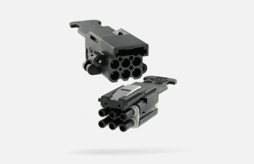 Trim Trio Rectangular Connectors